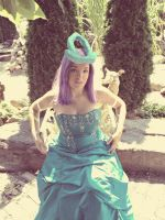 Suicune Gijinka Cosplay - 245 by SparrowsSongCosplay