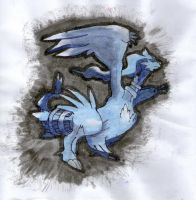 Reshiram by twilightlinkjh