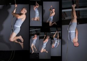 Male Rope Pack 1 - Pose Reference by SenshiStock