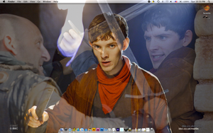 Merlin Wallpaper Merge 2 by PirateFairy