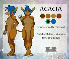 [Patreon][Nude] - Acacia by Temrin