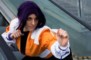 Yoruichi Shihoin - Bleach by Rush90
