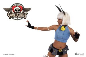 Ms. fortune - skullgirl cosplay by luzmacosplay