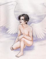 Angel Michael by ched101287