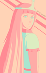 Color Palette Challenge Princess Bubblegum- #4 by LizzieBCT
