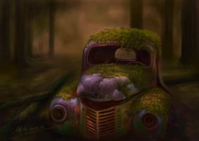 time forrest by shule1987