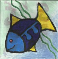 Fish by ArchaicMosaic