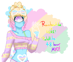 Palettites :: RAINBOWTIDE [CLOSED] by boopnugget