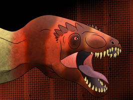 Theropod by T-Reqs