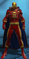 Red Tornado (DC Universe Online) by Macgyver75