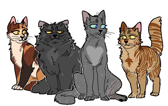 Medicine cats by ninetail-fox