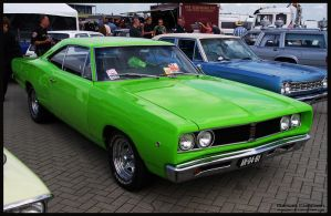 1968 Dodge Coronet 500 by compaan-art