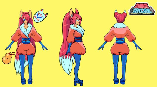 ZUZU COSPLAY SHEET COMMISSION by Candys-Killer