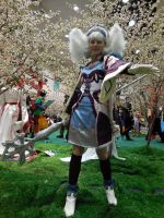 Anime Expo Day 3-  Melia Antiqua by MidnightLiger0