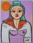 Lavender lady 2009 by beatrixxx