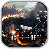Lost Planet 2 Game Icon by Wolfangraul
