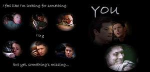 Looking for something - Destiel- by BeccaMalory
