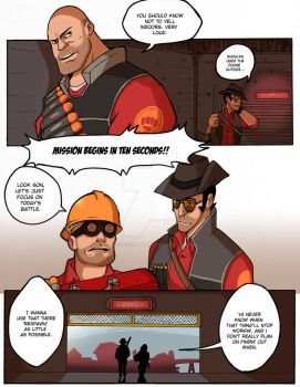 TF2: Be Efficient Be Polite 20 by spacerocketbunny