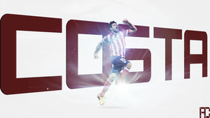 Costa Wallpaper Work by ANILDD11