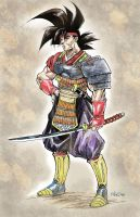 Samurai Gokuh by Flatliner74