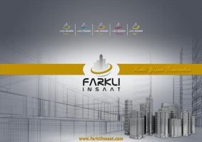 Farkli Insaat Catalog Cover 2 By Zarif BALCI by zarifbalci