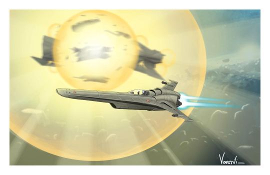 Nuclear payload by Vaessili
