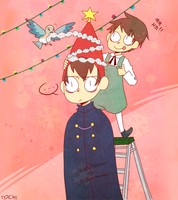 O Christmas Wirt by Chi-Likes-Tea