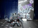 Transformers Robots in Disguise Steeljaw by Prowlcop