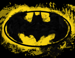 Batman Logo by minihumanoid