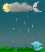 Wooper. by FoxLover12