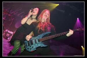 Nightwish Anette and Marco by neolith