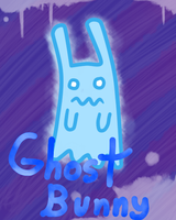 ghost bunny by my-darkness