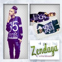 Zendaya PNG PACK by DesignCreationsOffi