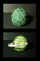 Turtle Shell Pin Cushion by WhispMI21