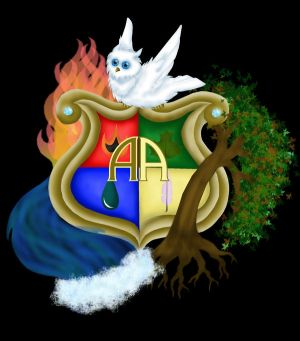 Aether Academy Crest