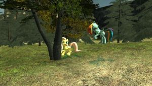 Lol I would like to be a tree. by DarkLink357