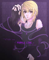 TVXQ:Purple Line by Klunatic