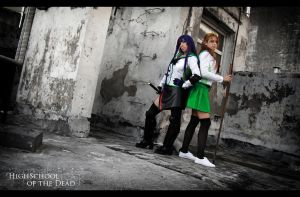 HOTD Cosplay 05 by Bastetsama-Cosplay