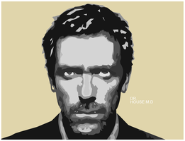Dr. House M.D by xALIASx