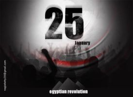 Egyptian Revolution by nonna284