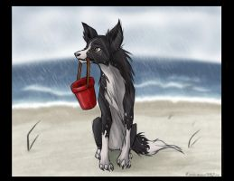 The Water Carrier by Bergamonster
