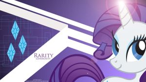 Rarity Generosity by LuGiAdriel14