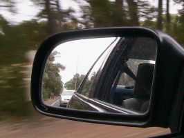 side mirror by geppetto
