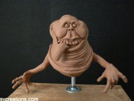 Slimer by SVCreations