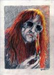 Biff Byford by the-ChooK