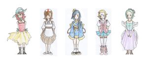 Rune Factory Bacholorettes by Ice-222