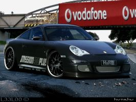 Porsche 911 Turbo Hurricane by LEEL00