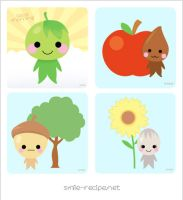 Seed Family by smilerecipe