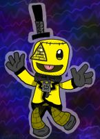 Sackboy Cipher by GNGTNT105