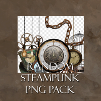 random steam punk pngs by Blutmondlicht by Blutmondlicht